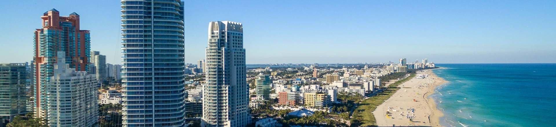 Hôtels à Miami Beach pas chers à partir de 32 € | Destinia