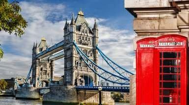 Londres desde Madrid - Semana Santa