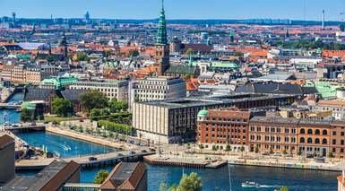Copenhague - Semana Santa