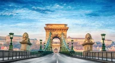 Budapest - Puente de Diciembre