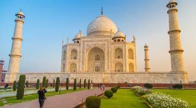 India: Triángulo De Oro