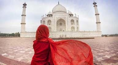 India: Triángulo de Oro en Media Pensión con Entradas Incluidas
