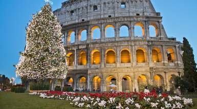 Roma desde Madrid - Semana Santa