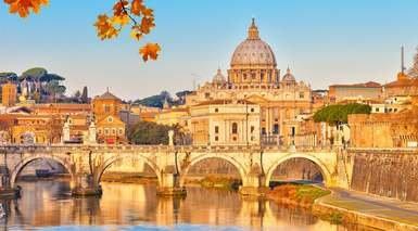 Viena, Venecia, Florencia y Roma
