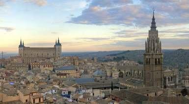 MADRID Y TOLEDO      -                     Madrid, Toledo                     Comunidad de Madrid, Castilla-La Mancha