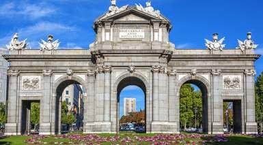 ENVOLEZ-VOUS POUR MADRID      -                     Madrid                     Communauté de Madrid