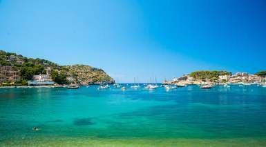 Mallorca desde Barcelona: Barco + Hotel