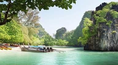 TAILANDIA, ISLA DE KRABI: VIDA LOCAL, NATURALEZA Y PLAYAS      -                     Krabi