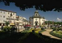 Hoteles en Braga