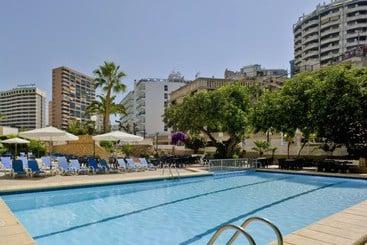 Schwimmbad Hotel Bristol Park Benidorm