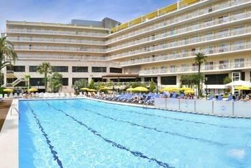 Piscine Hôtel GHT Oasis Park & Spa  Lloret de Mar