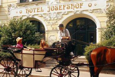 فندق Mercure Josefshof Wien فيينا