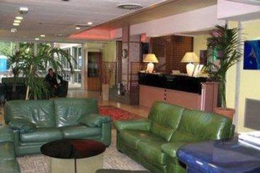 Hotel Tiberius Rímini
