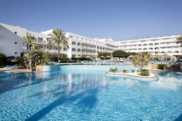 Schwimmbad Hotel Best Oasis Tropical Mojacar
