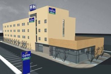 فندق Holiday Inn Express Malaga Airport مالقة