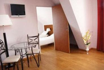 Hotel Residence Les Jardins De Lourdes