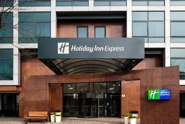 Hôtel Holiday Inn Express Amsterdam Sloterdijk Station