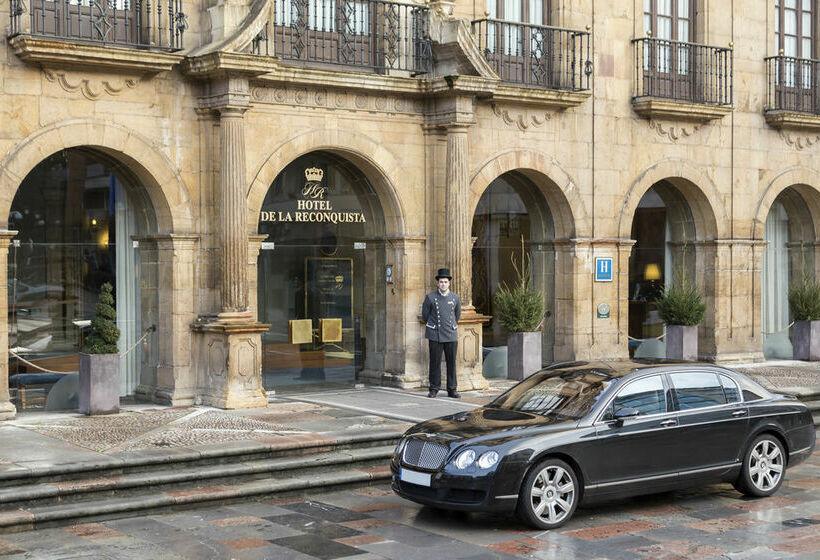 Eurostars Hotel de la Reconquista أوبييدو