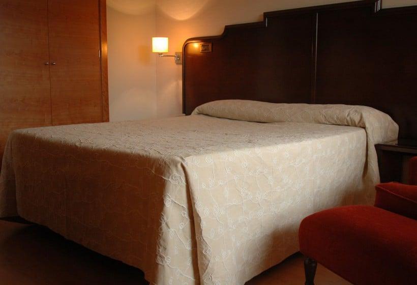 Quarto Gran Hotel Zurbaran Badajoz