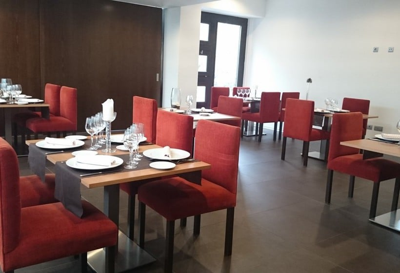 Restaurante Gran Hotel Zurbaran Badajoz