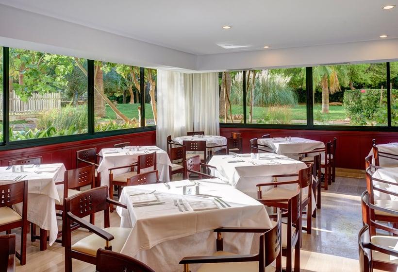 Restaurant Hipotels Marfil Playa Sa Coma