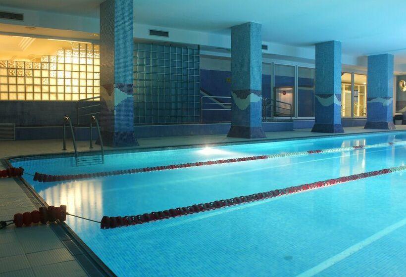 Piscina Hotel AR Roca Esmeralda & Spa Calpe