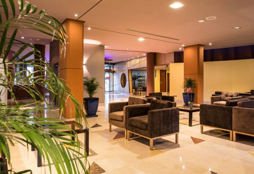 Common areas Hotel Benidorm Plaza