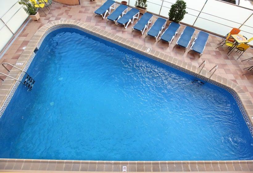 Schwimmbad Hotel Brasil Benidorm