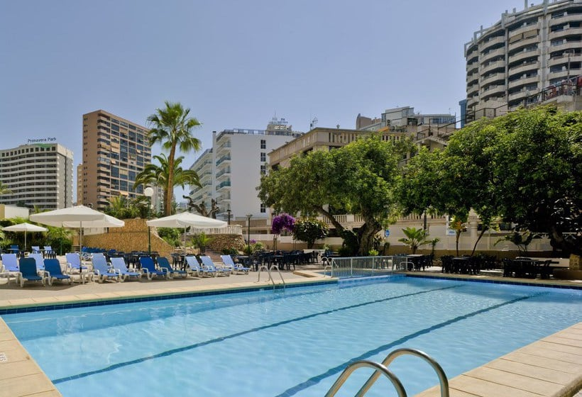 Hotel Bristol Park In Benidorm Starting At 36 Destinia