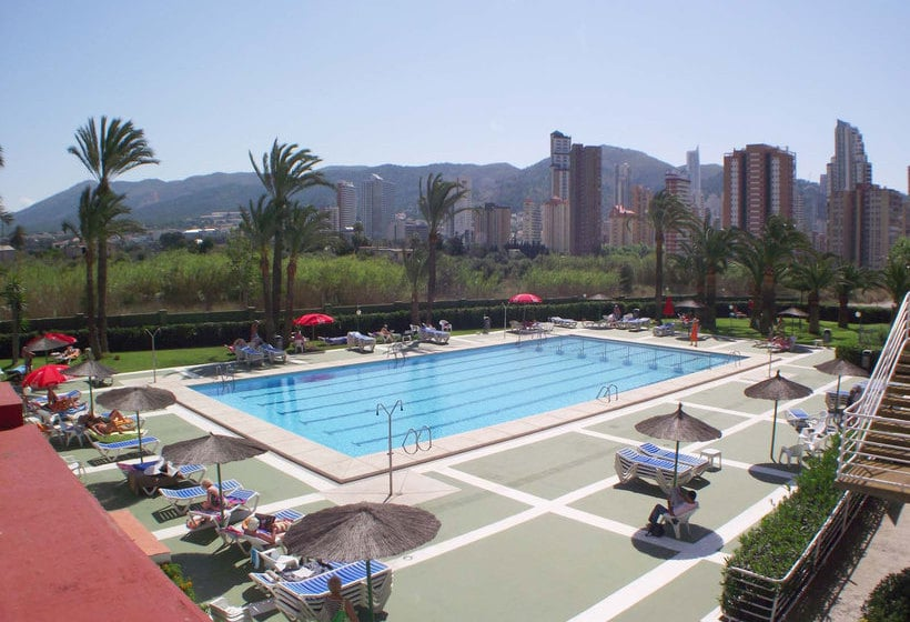 Swimming pool Hotel Caballo de Oro Benidorm