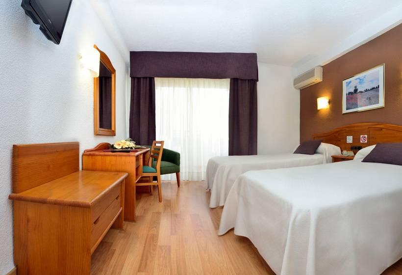Room Hotel Caballo de Oro Benidorm