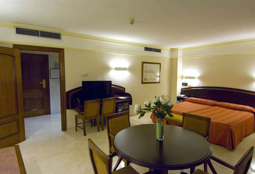 Quarto Hotel Chess San Antonio Albacete
