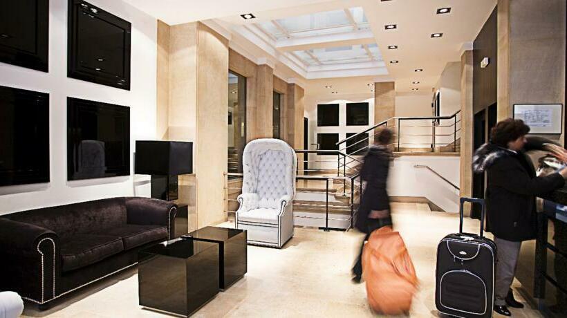 Common areas Hotel Clarin Oviedo
