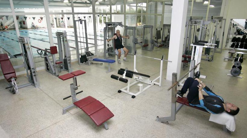 Salles de sport Hôtel Dynastic Benidorm