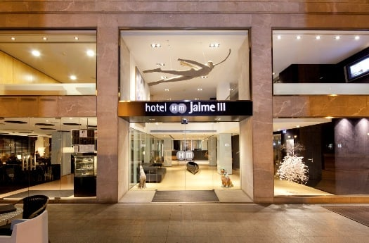 ホテル HM Jaime III パルマ・デ・マリョルカ
