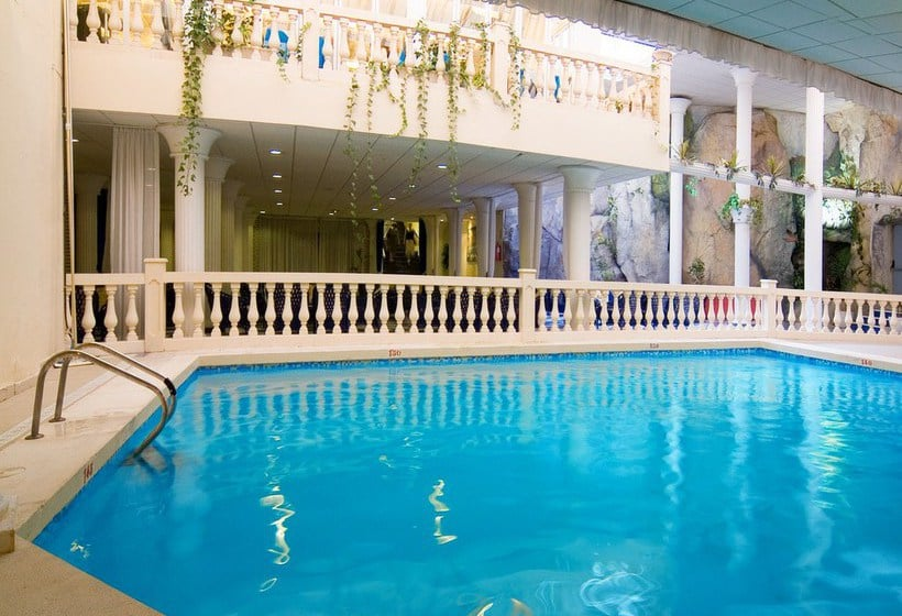 Piscine Hôtel Magic Fenicia Benidorm