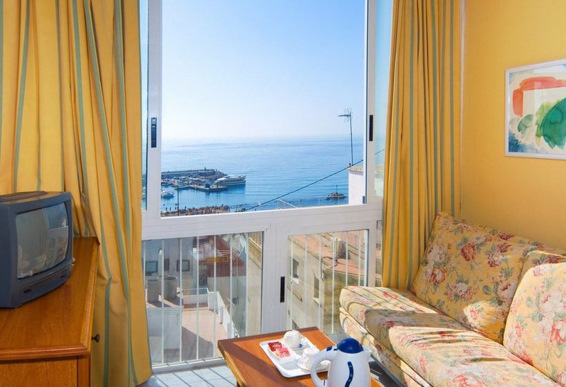 Quarto Hotel Magic Fenicia Benidorm