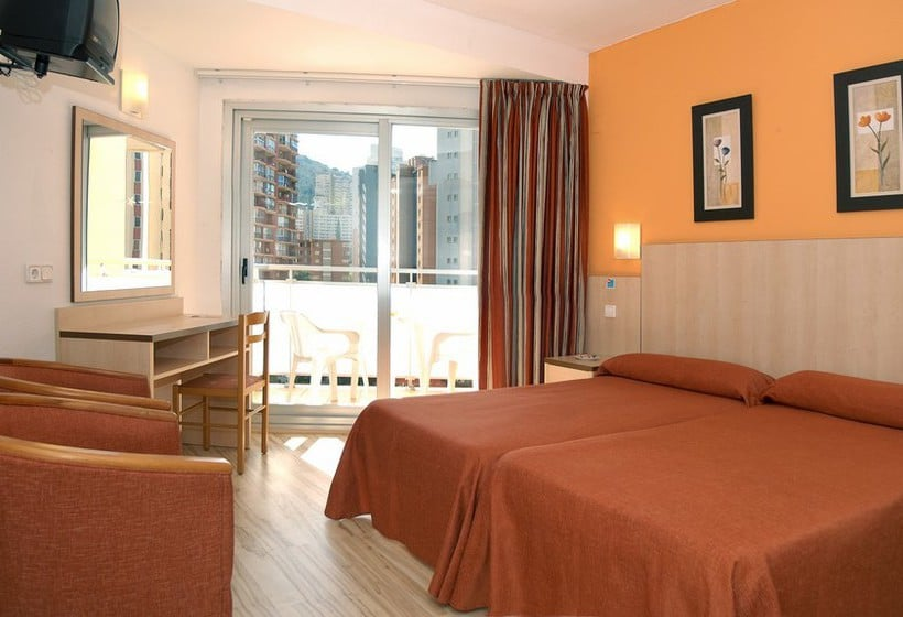 Zimmer Hotel Medplaya Regente Benidorm