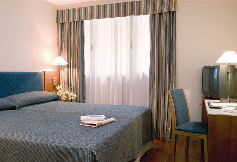 Zimmer Hotel NH Rambla de Alicante