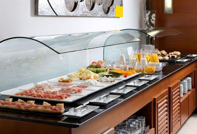 Restaurante Hotel NH Rambla de Alicante