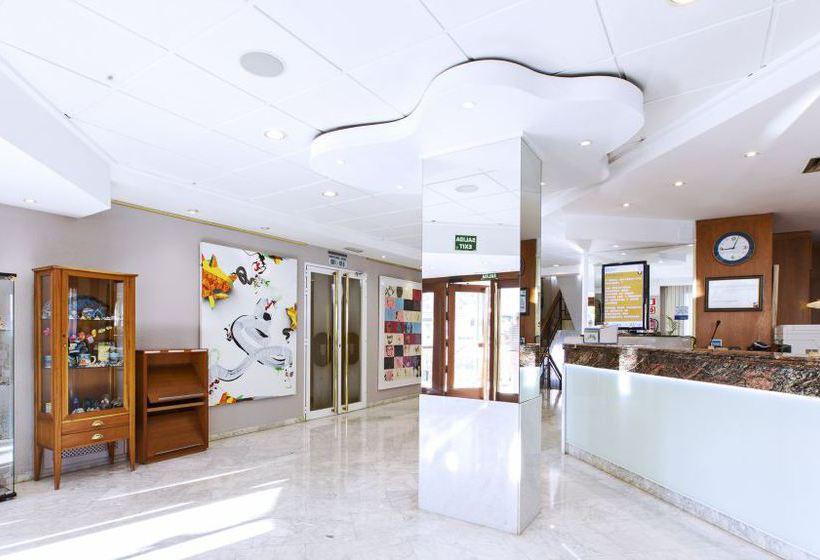 Zonas comuns Hotel Prince Park Benidorm