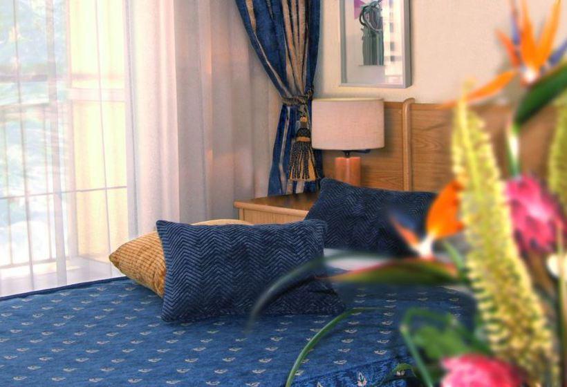 Quarto Hotel Prince Park Benidorm