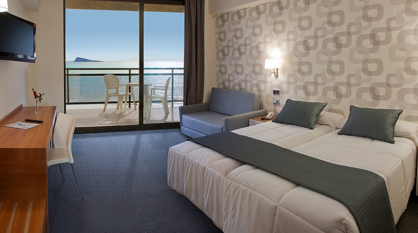 Habitación Hotel RH Corona del Mar Benidorm