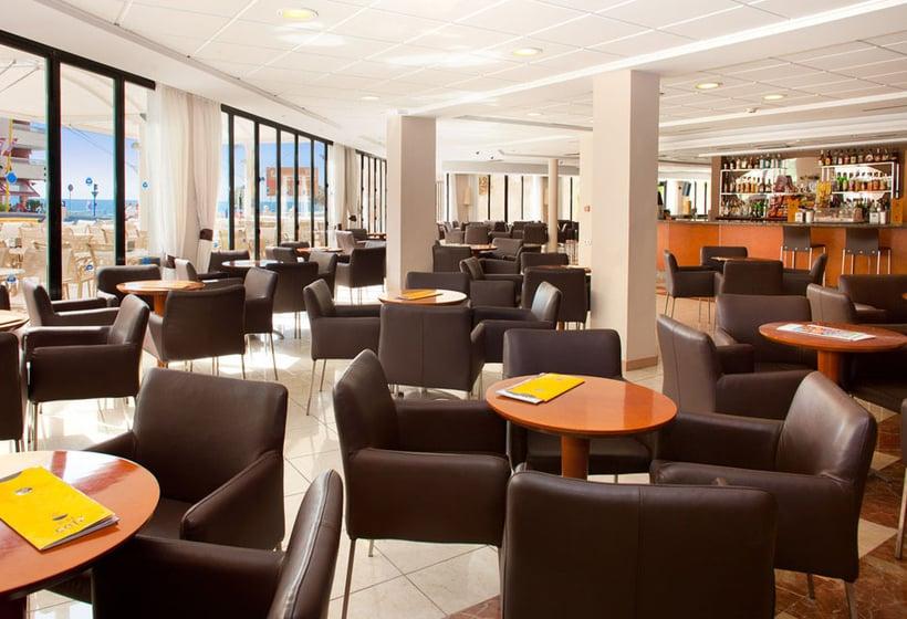 كافيتريا فندق RH Corona del Mar بينيدورم