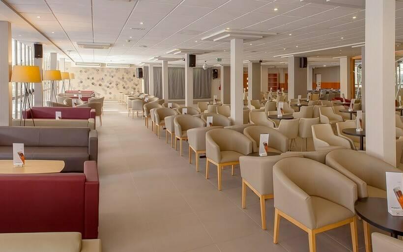 Cafeteria Hotel RH Princesa Benidorm