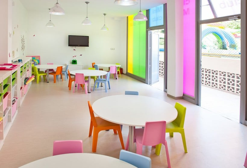Children's facilities Hotel RH Princesa Benidorm