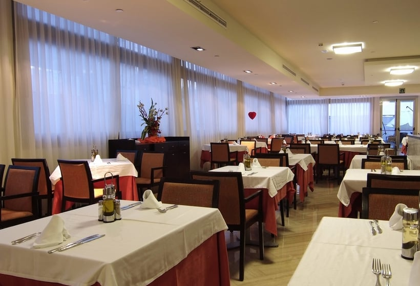 Restaurant Hôtel Sandos Mónaco Beach & Spa - Adults Only Benidorm