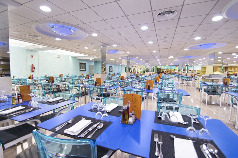 Restaurant Hôtel Servigroup Diplomatic Benidorm