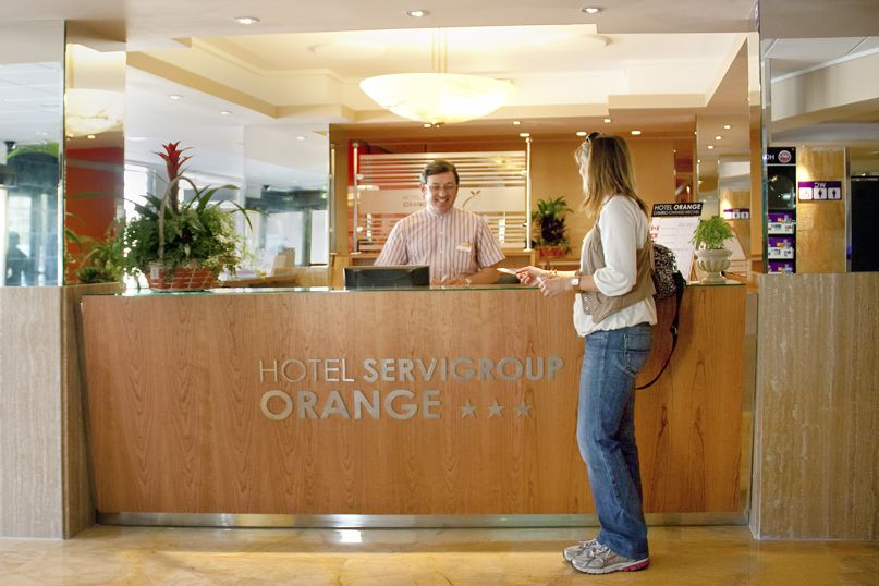 Hôtel Servigroup Orange Benidorm