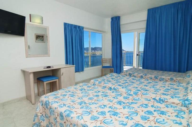 Zimmer Hotel Servigroup Torre Dorada Benidorm